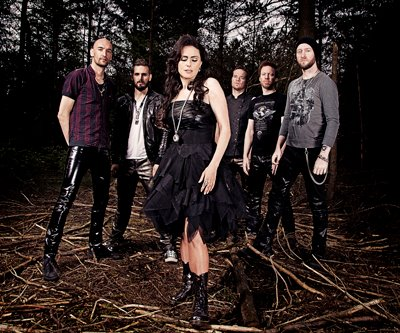 Dutch Symphonic Rock superstars WITHIN TEMPTATION issued a new statement about the upcoming album