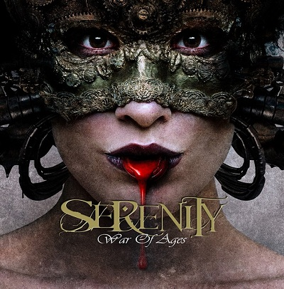 "Austrian Symphonic Metallers SERENITY unveils ""War of Ages"" tracklist and cover artwork"