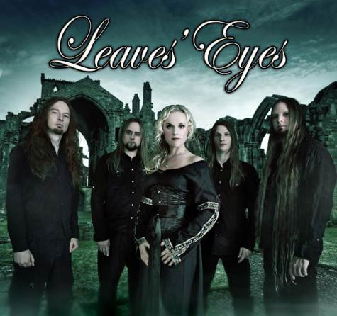 LEAVES' EYES: New Album Title Announced