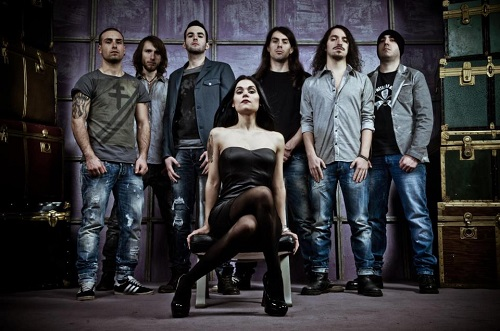 Italian Symphonic Metal band PURSING THE END confirmed for Rommelrock 2013