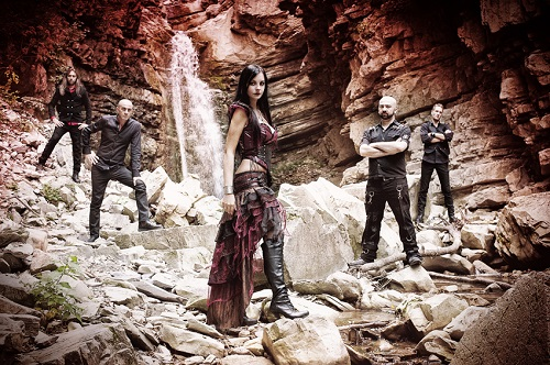 "Italian Symphonic Gothic metallers EVENOIRE new video ""Drops of Amber"" EXCLUSIVELY on Femme Metal Webzine"